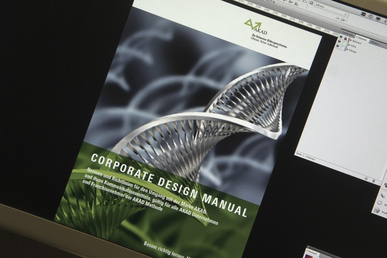 AKAD: Corporate-Design-Aktualisierung abgeschlossen