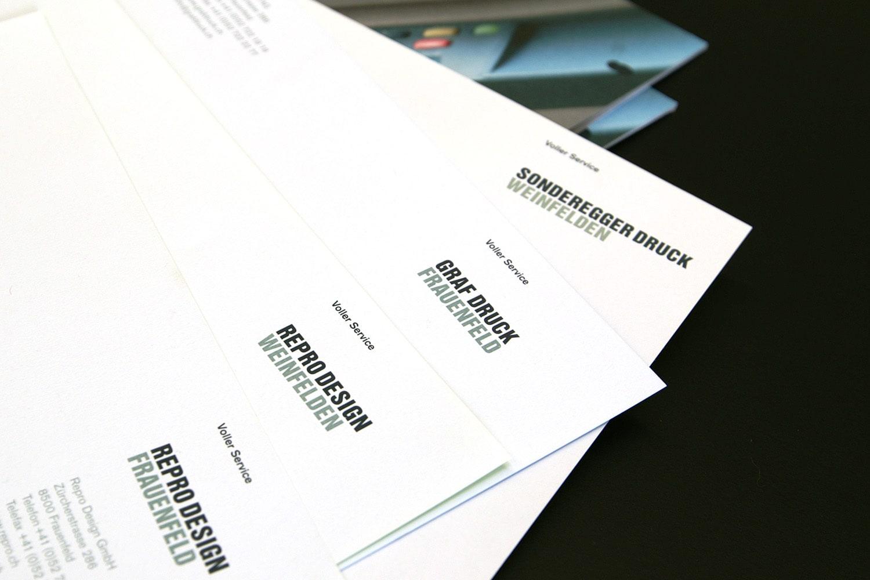 Sonderegger Druck Weinfelden: Wachstum