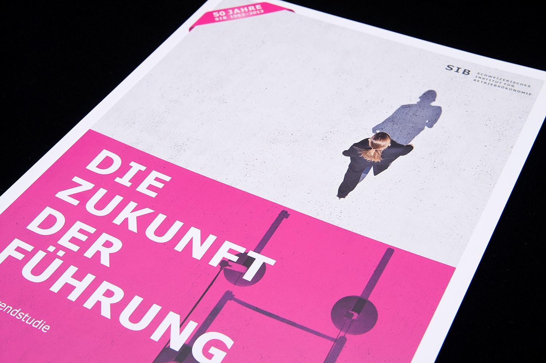 SIB Schweizerisches Institut für Betriebsökonomie: Trendstudie