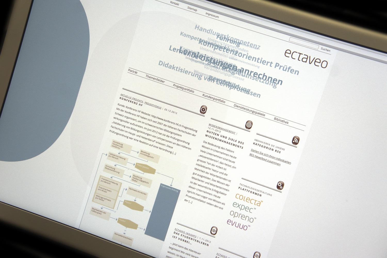 Ectaveo: virtuelles Kompetenzzentrum online