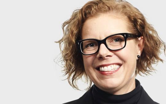 Birgit Ostertag, Leiterin DesignUnit, Mitglied der Geschäftsleitung