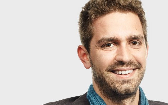 Jérôme Meier, Leiter eMediaUnit, Mitglied der Geschäftsleitung