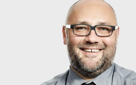 Patrick Jauch, Inhaber und Geschäftsführer