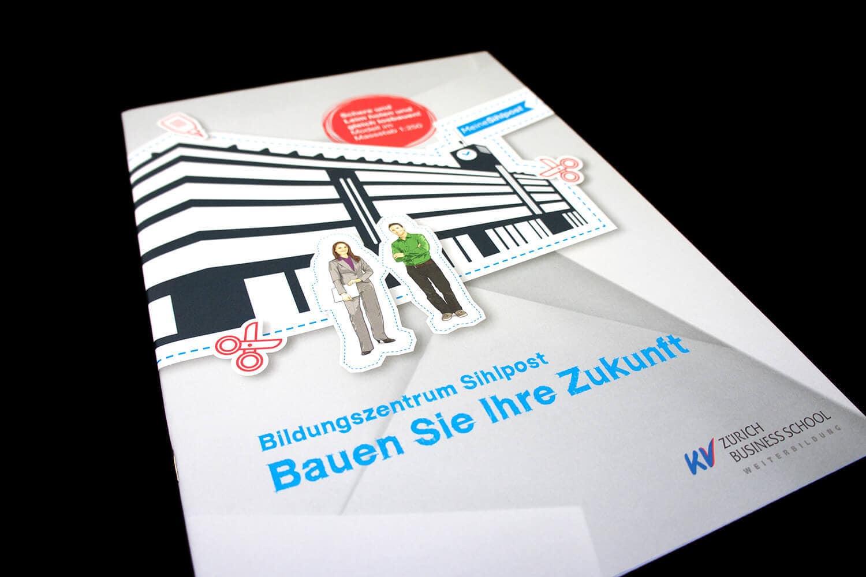 KVZBS Open House Bastelbogen