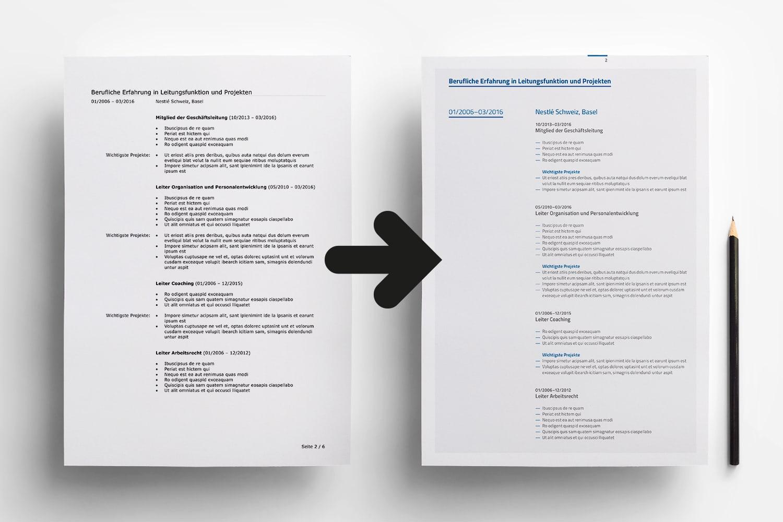 Groß Executive Tipps Schreiben Fotos - Beispiel Wiederaufnahme ...