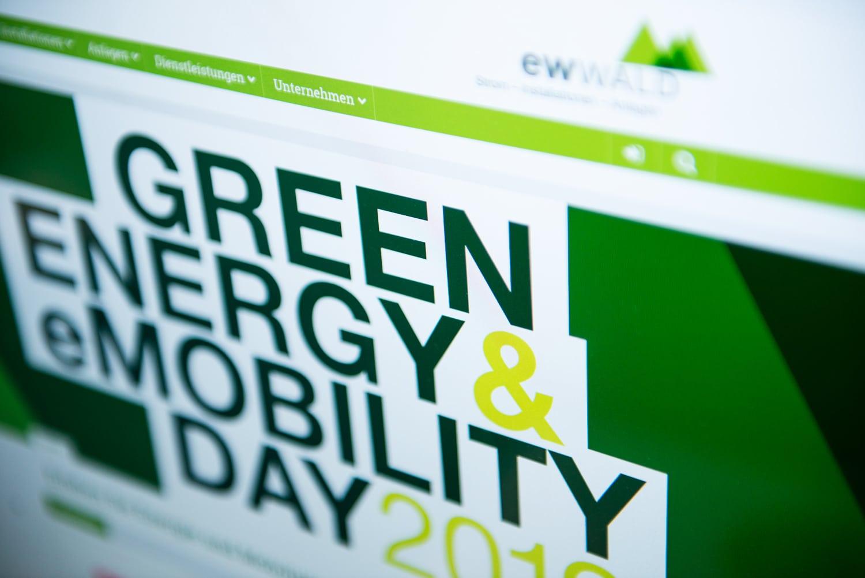 Werbekampagne für Grüne Energie: effizient entwickelt dank einem flexiblen Design System