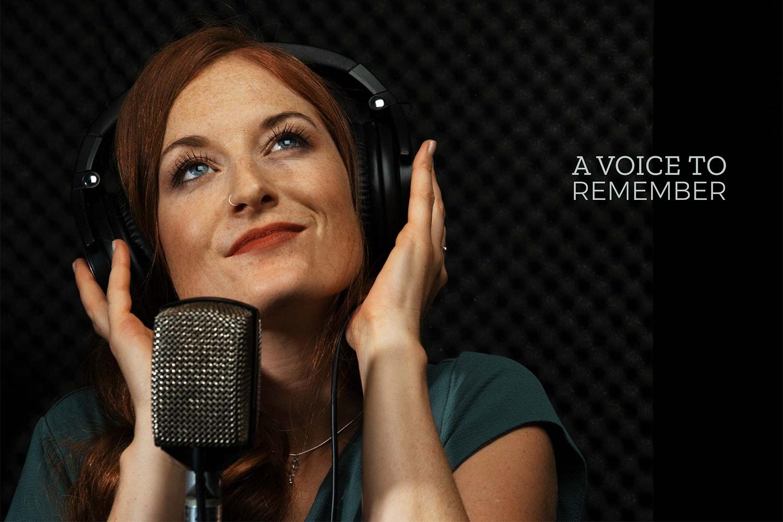 Multimediales Rundum-sorglos-Paket für eine grandiose Stimme