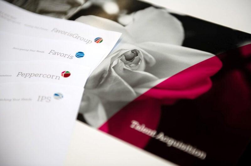 Re-Branding der FavorisGroup: Mit System zur Individualität